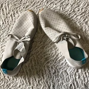 Gray Native shoes for men
